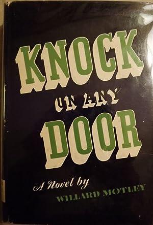 KNOCK ON ANY DOOR: MOTLEY, Willard