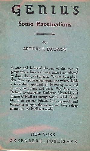 GENIUS: SOME REVELATIONS: JACOBSON, Arthur C.