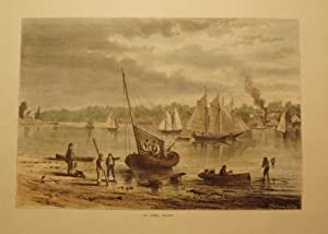 RED BANK: NAVESINK RIVER: PICTURESQUE AMERICA