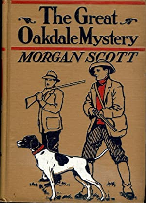 THE GREAT OAKDALE MYSTERY: SCOTT, Morgan