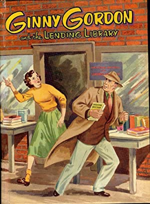 GINNY GORDON AND THE LENDING LIBRARY: CAMPBELL, Julie