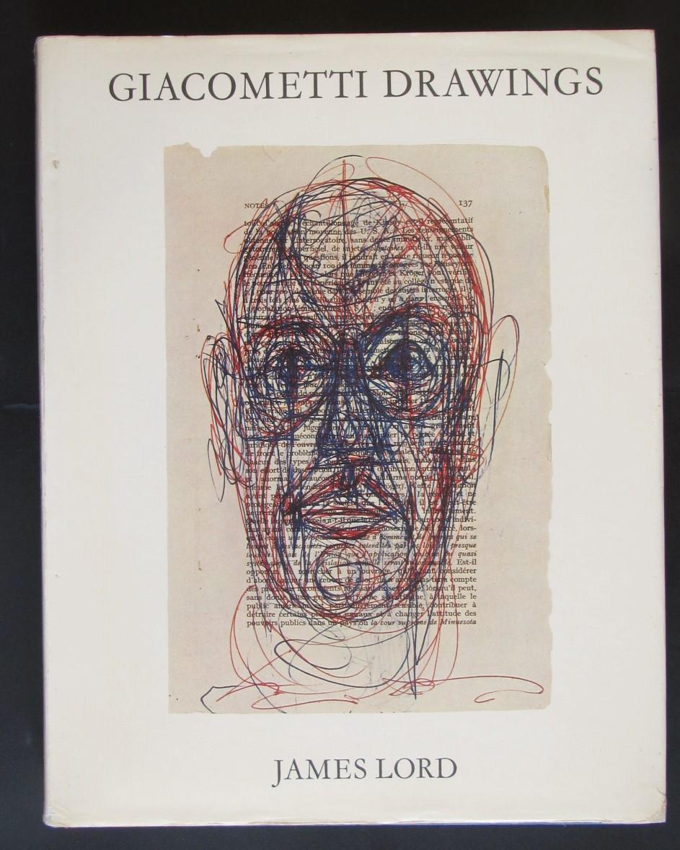 alberto giacometti drawings a paul bianchini book