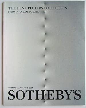 The Henk Peeters Collection from Informal to: Sotheby's