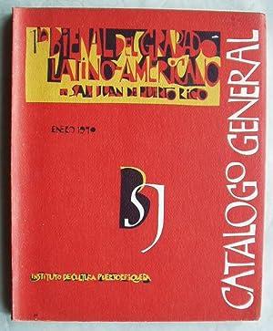 Primera Bienal de San Juan del Grabado Latinoamericano: Instituto de Cultura Puertorriquena
