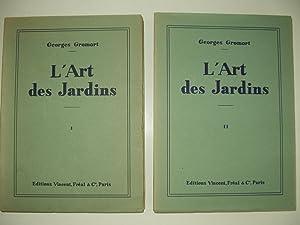 L'Art Des Jardins: Gromort, Georges