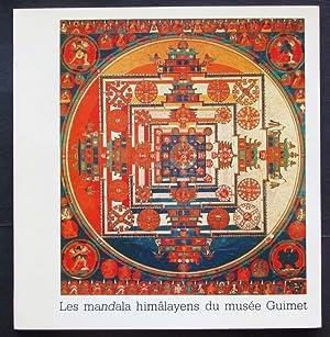 Les mandala himalayens du Musee Guimet: [exposition],: Beguin, Gilles