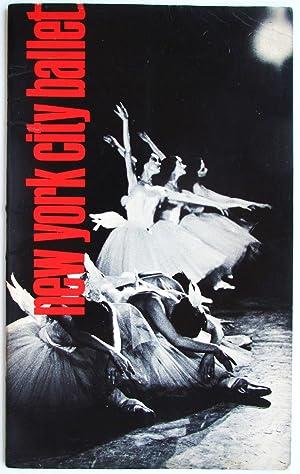 New York City Ballet 1964-1965: Leabo, Karl