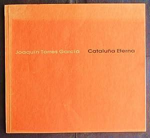 Joaquin Torres Garcia. Cataluña Eterna. Bocetos y: Haber, Alicia &