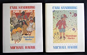Rootabaga Stories, Part One and Part Two: Sandburg, Carl and