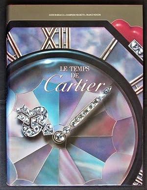 Le Temps De Cartier (English Edition)