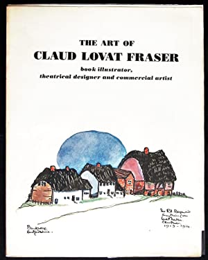 The Art of Claud Lovat Fraser: Book: Driver, Clive and