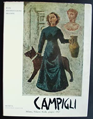 Mostra di Massimo Campigli: Milan. Palazzo Reale