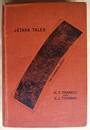 Jataka Tales. Selected and Edited with introduction: Francis, H. T.