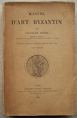 Manuel D'Art Byzantin: Diehl, Charles