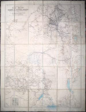 General Map of the Nile Valley from Berber to Victoria Nyanza. Compiled at the Intelligence Divis...