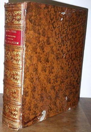 Magnum dictionarium latinum et gallicum, ad pleniorem: Danetius, Petrus [Pierre