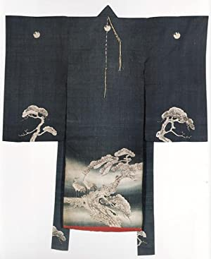 Traditional costumes and textiles of Japan: Riboud, Krishna ;
