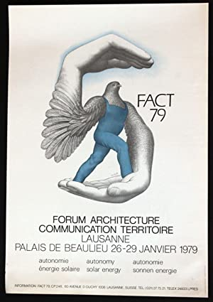 FACT 79 : Forum Architecture Communication Territoire, Lausanne, palais de Beaulieu, 26-29 janvie...