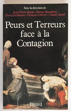 Peurs et terreurs face à la contagion.: Bardet, Jean-Pierre ;