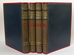 Claudine à l'école - Claudine à Paris: Colette [Sidonie-Gabrielle Colette]