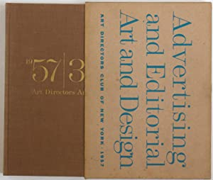 Annual of Advertising and Editorial Art and Design, n° 36. 36th Art Directors Annual, 1957.