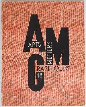 Arts et métiers graphiques, n° 48, 15: Arts et métiers