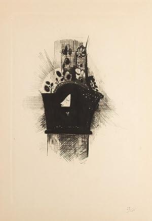 Les Fleurs du mal. Interprétations par Odilon: Redon, Odilon -
