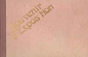 Souvenir d'exposition. Galerie Marquet, 30 novembre -: Desclozeaux, Jean-Pierre -