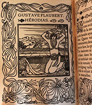 Trois contes :] Un coeur simple - La Légende de Saint Julien l'Hospitalier - Hérodias: Flaubert...