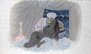 Le Cantique des cantiques. Lithographies originales par Chapelain-Midy. Traduction inédite due à ...