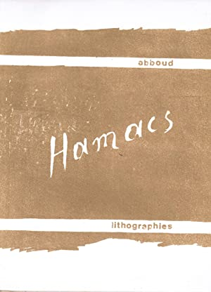 Hamacs, lithographies