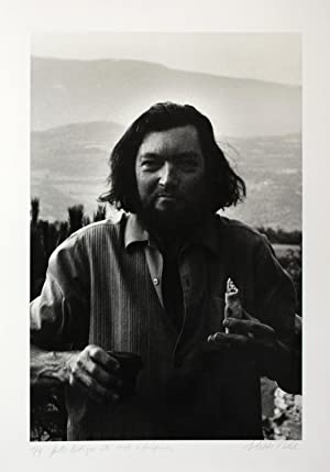 Photographie originale] Portrait photographique de Julio Cortázar: Cortázar, Julio] -