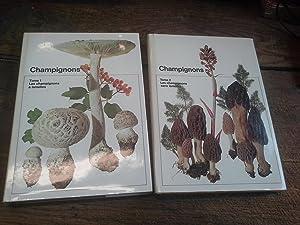 Champignons T. 1 les champignons à lamelles