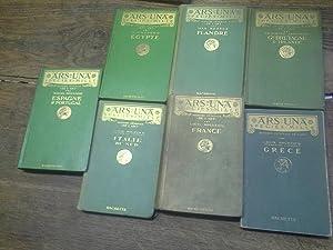 Lot de 7 livres Histoire générale de