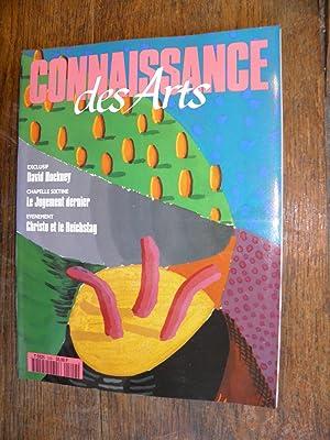 Connaissance des arts n° 509 Hockney -