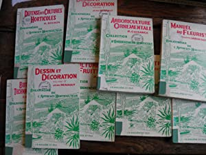 Botanique et techniques horticoles par Bossard et
