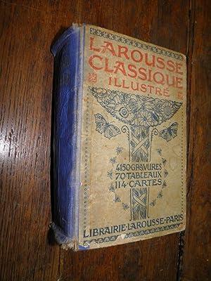 Mémento Larousse classique illustré 1921