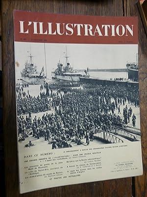 L'illustration n° 4991 - 29 octobre 1938