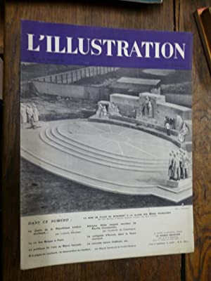 L'illustration n° 4990 - 22 octobre 1938