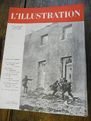 L'illustration 5182 - 4 juillet 1942 OCCUPATION