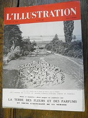 L'illustration 5189- 22 aout 1942 LES OPERATIONS
