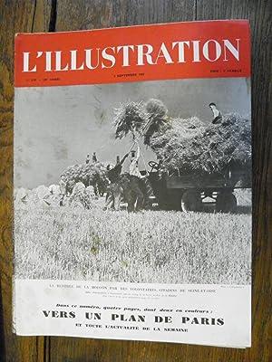 L'illustration 5191 - 5 septembre 1942 PRISE