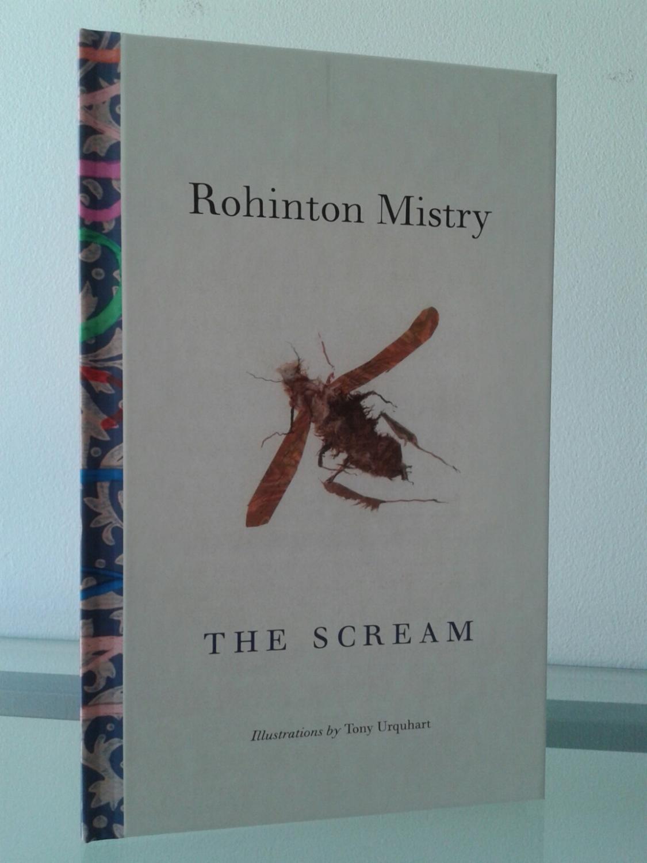 rohinton mistry the scream
