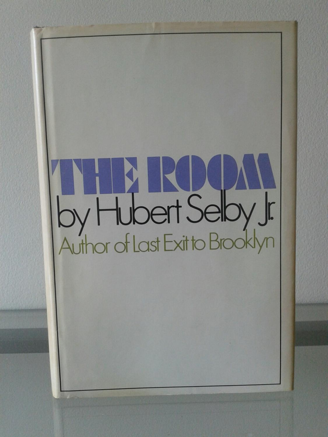 The Room By Hubert Selby Jr Grove Press New York First