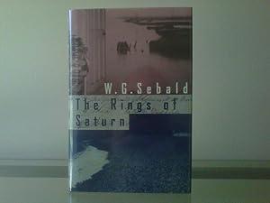 The Rings of Saturn: W.G. Sebald