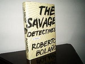 The Savage Detectives: Roberto Bolano