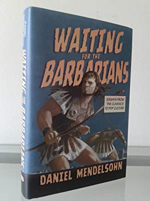 waiting for the barbarians essay