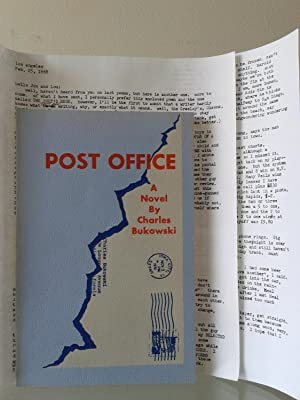 Post Office (WITH LETTER): Charles Bukowski