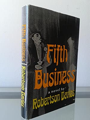 an analysis of the religion and the character dustan ramsey in the novel fifth business by robertson Microtrac s instruments can provide particle sizing, zeta potential, 3d image analysis, molecular weight, surface analysis, and particle counting measurements microtrac also offers contract laboratory services, as well as custom service plans designed to meet and exceed customer expectations.