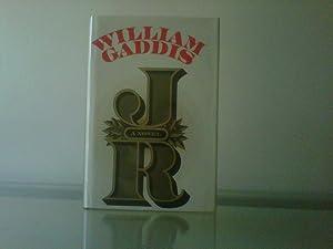 JR: William Gaddis